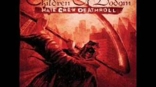 children of bodom -triple corpse hammerblow