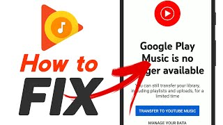 HOW TO FIX GOOGLE PLAY MUSIC IS NO LONGER AVAILABLE  | how to install old google play music