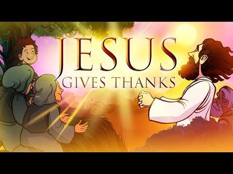 Jesus, Give Thanks