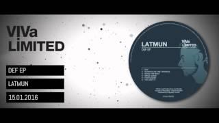 VIVALTD053 /// Latmun - Def EP - VIVa LIMITED