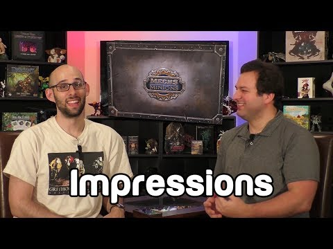 Mechs vs Minions Impressions | Roll For Crit