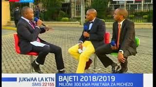 Hisia za wachambuzi kwa makadirio ya bajeti ya 2018/2019 | #BudgetKE2018