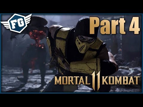 SILNÁ DVOJICE - Mortal Kombat 11 #4