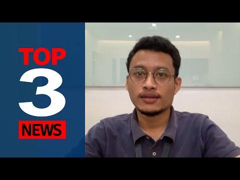TOP 3 NEWS: Jokowi Resmikan KRL Jogja-Solo | Kuota Belajar Cair | Ledakan Aceh