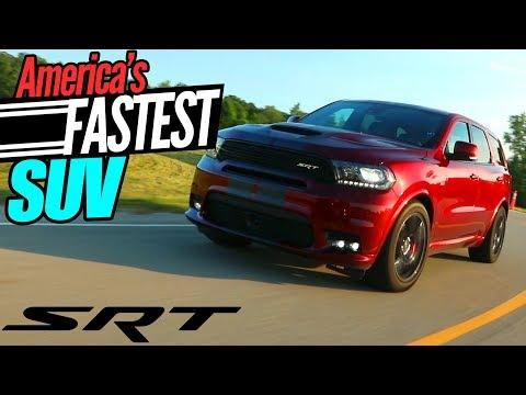 "2019 Dodge Durango SRT | The ""No Compromise"" SUV | Kendall, FL"