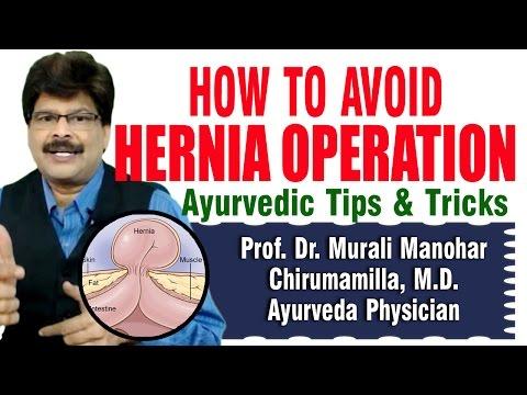 Taille Hernie Behandlung