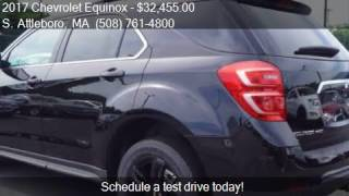 2017 Chevrolet Equinox LT for sale in S. Attleboro, MA 02703