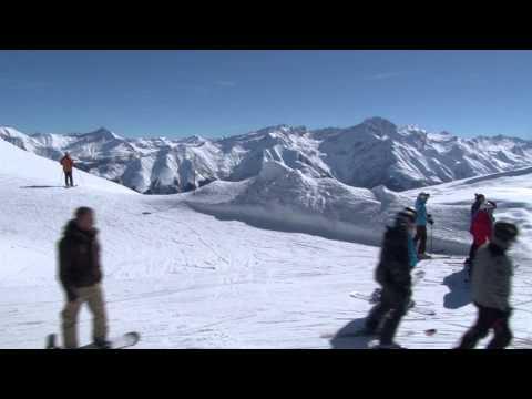 Skiregion Obersaxen Mundaun Lumnezia in der Surselva  - © Surselva Tourismus