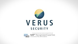Verus Security no Youtube!