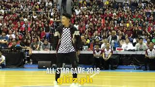 Darren Espanto's electric performance at the All Star Game 2018