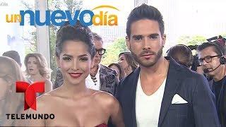¡Carmen Villalobos nos revela sus secretos de belleza! | Un Nuevo Día | Telemundo
