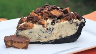Frozen Reeses Pie AKA That Cookout Pie