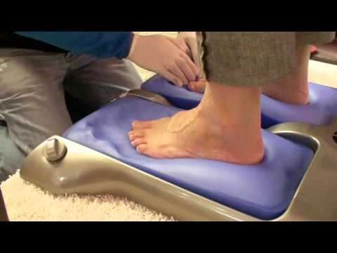 Sindrome di un fungo di gambe