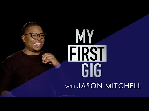 How Jason Mitchell Booked Eazy-E