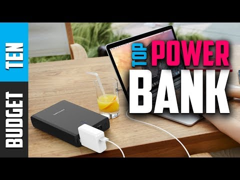 Best Power Banks 2019 – Budget Ten Power Bank Review