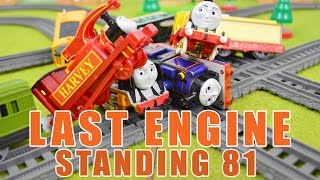 Last ENGINE Standing 81: THOMAS AND FRIENDS Demolition Derby