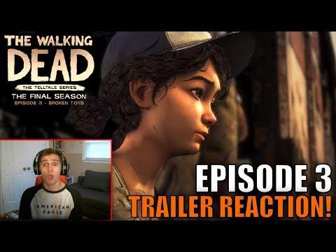 The Walking Dead:Season 4 \