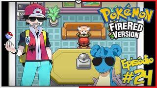 Pokémon Fire Red Let's Play #24: Silph Co. de Saffron, Pegamos LaPROS Boladão [Parte 02/02]