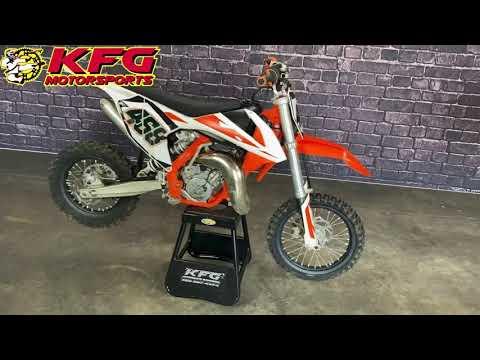 2019 KTM 65 SX in Auburn, Washington - Video 1