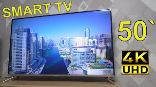 💥САМЫЙ ДОСТУПНЫЙ 4K SMART TV SKYWORTH 50`👆 БОЛЬШОЙ ANDROID TV НЕ УПУСТИ ШАНС👍