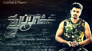 thuppaki - google google with lyrics
