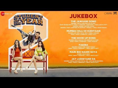 Student Of The Year 2 - Full Movie Audio Jukebox |  Tiger Shroff | Tara | Ananya | Vishal & Shekhar