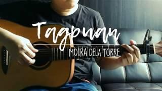 Tagpuan | (c) Moira Dela Torre | Acoustic Guitar Cover
