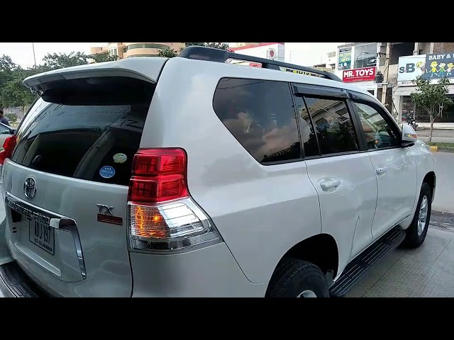 Toyota Prado TX 2.7 2012 for Sale in Bahawalpur