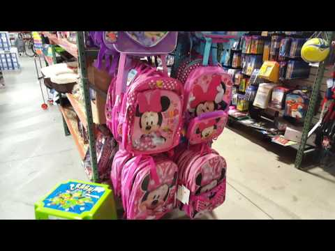 Mochilas para niñas Desde $4.99