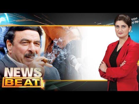 Sheikh Rasheed Exclusive | News Beat | SAMAA TV | Paras Jahanzeb | 25 Mar 2017