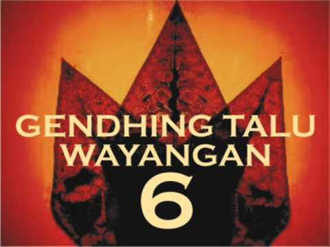 GENDHING TALU WAYANGAN 06