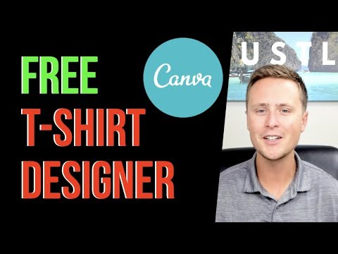 Tutorial: How To Design T-Shirts Using Canva