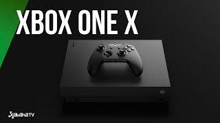 Xbox One X, la consola más potente del mercado