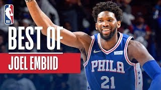 Joel Embiid's January Highlights | KIA East Player Of The Month