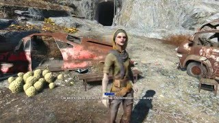 """Fallout 4 Лучшее редкое оружие """"Жми и молись"""" и """"ПОБЕДИТЕЛЬ"""""""