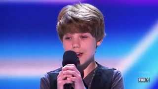 Gambar cover Reed Deming X Factor , Bruno mars Grenade