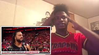 Roman Reigns and Bobby Lashley cause chaos before Extreme Rules: Raw, July 9, 2018 (Reaction)