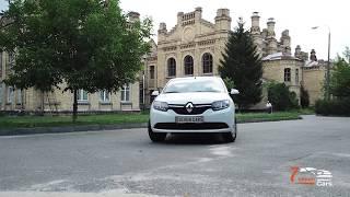 Renault Logan - аренда авто в Киеве. SevenCars