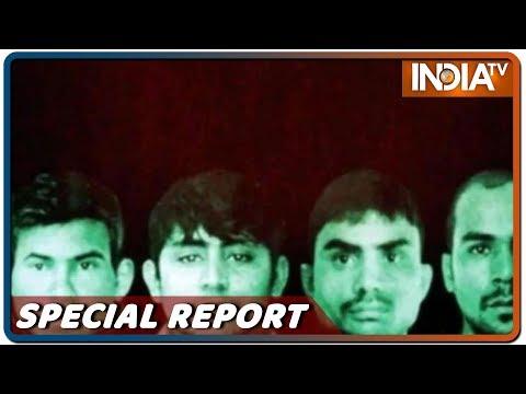 तिहाड़ जेल में निर्भया के कातिलों की फ़ासी Coming Soon | IndiaTV Special Report