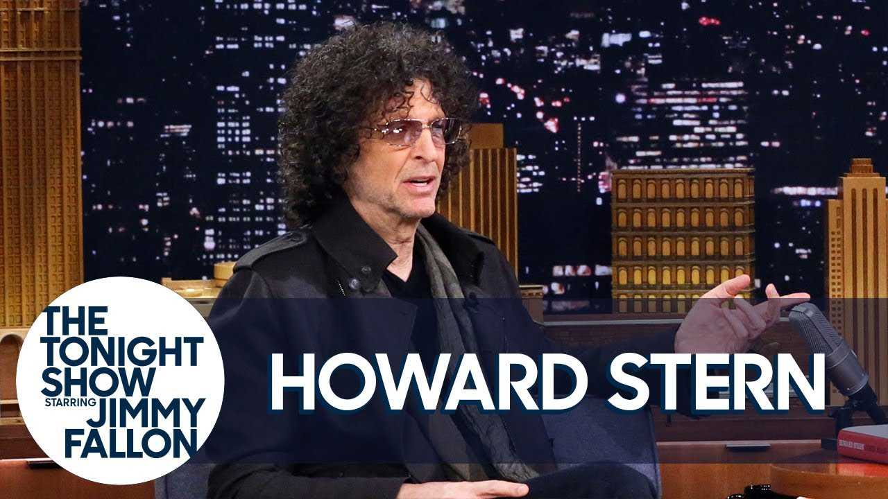 Howard Stern's Cancer Scare Inspired Him to Write Howard Stern Comes Again (Extended Interview) thumbnail
