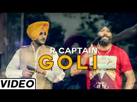 Goli  R Captain