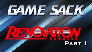 Renovation Products part 1 - Game Sack