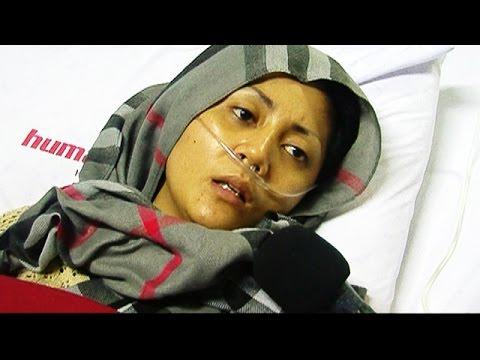 Jatuh Sakit Aida Saskia Tolak Kunjugan Suami - Seleb On Cam 25 November 2014