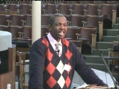Bro Gbile Akanni | Raising Firebrands for Revival