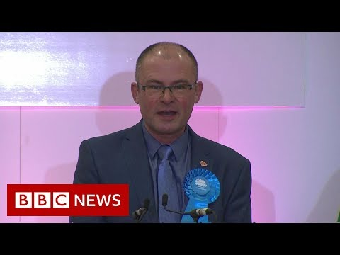 Election results 2019: Conservatives take Blyth Valley - BBC News