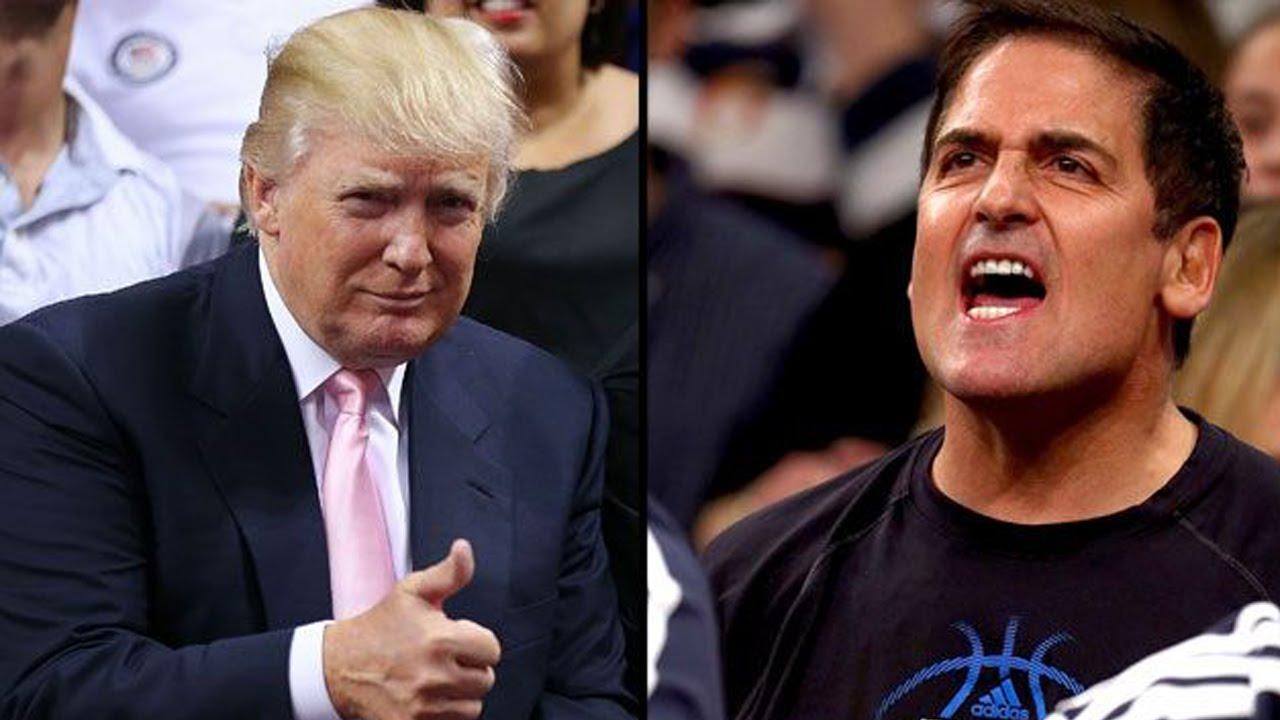 Mark Cuban Challenges Donald Trump thumbnail