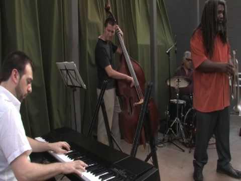 Jeff Lofton Quartet - Georgia