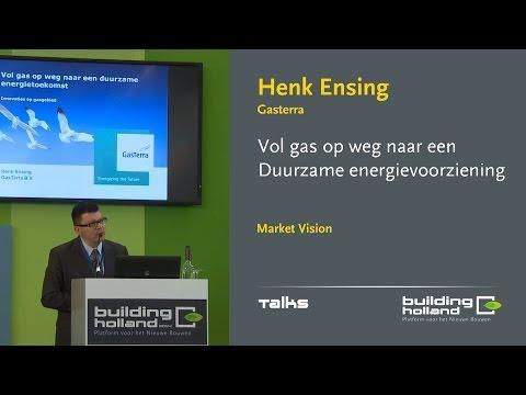 Vol gas op weg naar een duurzame energievoorziening