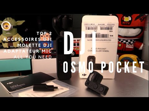 Dji osmo pocket accessorys review