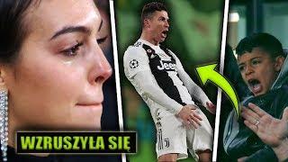 Cristiano Ronaldo TO FENOMEN.. Przewidział co się stanie! WIELKIE EMOCJE